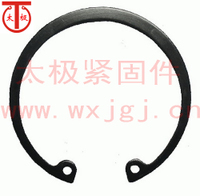 [GB/T893.1 孔用弹性挡圈/内卡簧(规格:Φ62)25] только / пакет