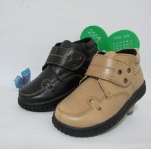 Sale!!! Two cotton shoes authentic fu luo fan's shoes leather shoes / 58865 / dark brown/camel 31 to 37 male ZhongTong