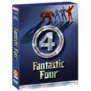 Fantastic Four Fantastic Four Fantastic Four cartoon English pronunciation English