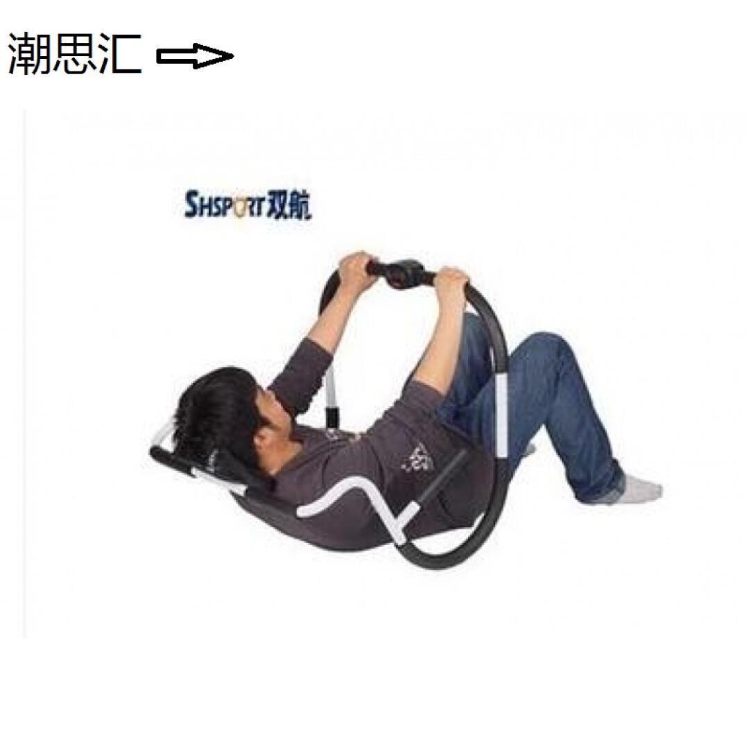 家用健腹器ab收腹机仰卧起坐支架懒人瘦腰腹部锻炼健身器材 大号