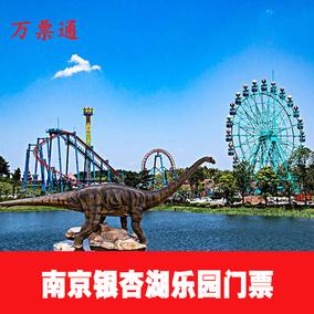 [银杏湖主题乐园-大门票]当日可定南京银杏湖乐园-大门票