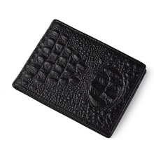 Leather Driver's License Leather Cover Male Driving License Card Cover Multifunctional Certificate Card Cover Small Crocodile Tattoo Driver's License Cover