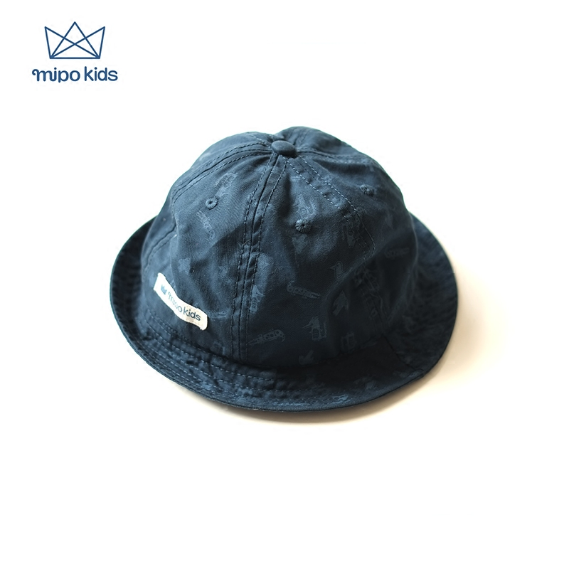 mipo兒童男童女童沙灘帽