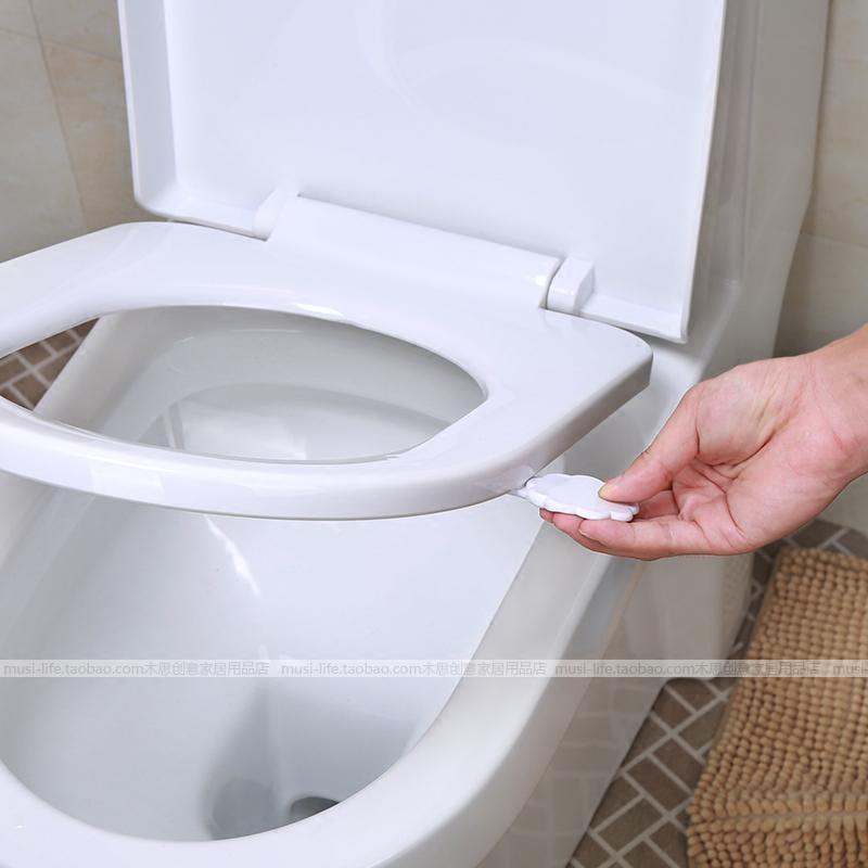Япония ванная комната туалет туалет крышка пластик обрабатывать обрабатывать грейферный устройство упоминание крышка устройство удобный провинция сила удобство здравоохранения