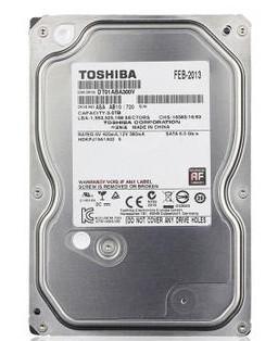 Toshiba 東芝 DT01ABA300V