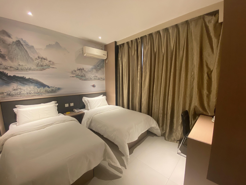 尚客優チェーンホテル(滄州黄河西路二病院店)標準室
