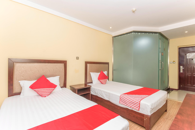 德阳志和酒店舒适双床房
