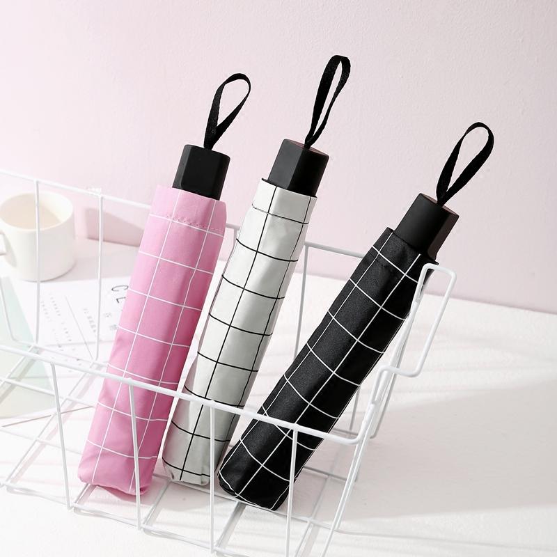 雨傘女黑膠晴雨兩用摺疊傘防曬太陽傘雙人創意雨傘定製廣告傘印字