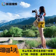 新疆旅游天山天池野马古生态园纯玩1日跟团游上门接一日游