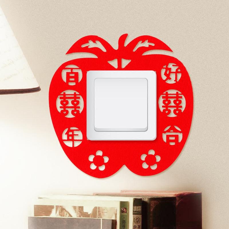 Выйти замуж праздновать статьи китайский стиль ткань переключатель крышка творческий свадьба ткань положить брак дом декоративный новый дом приветственное слово коммутатор резерва