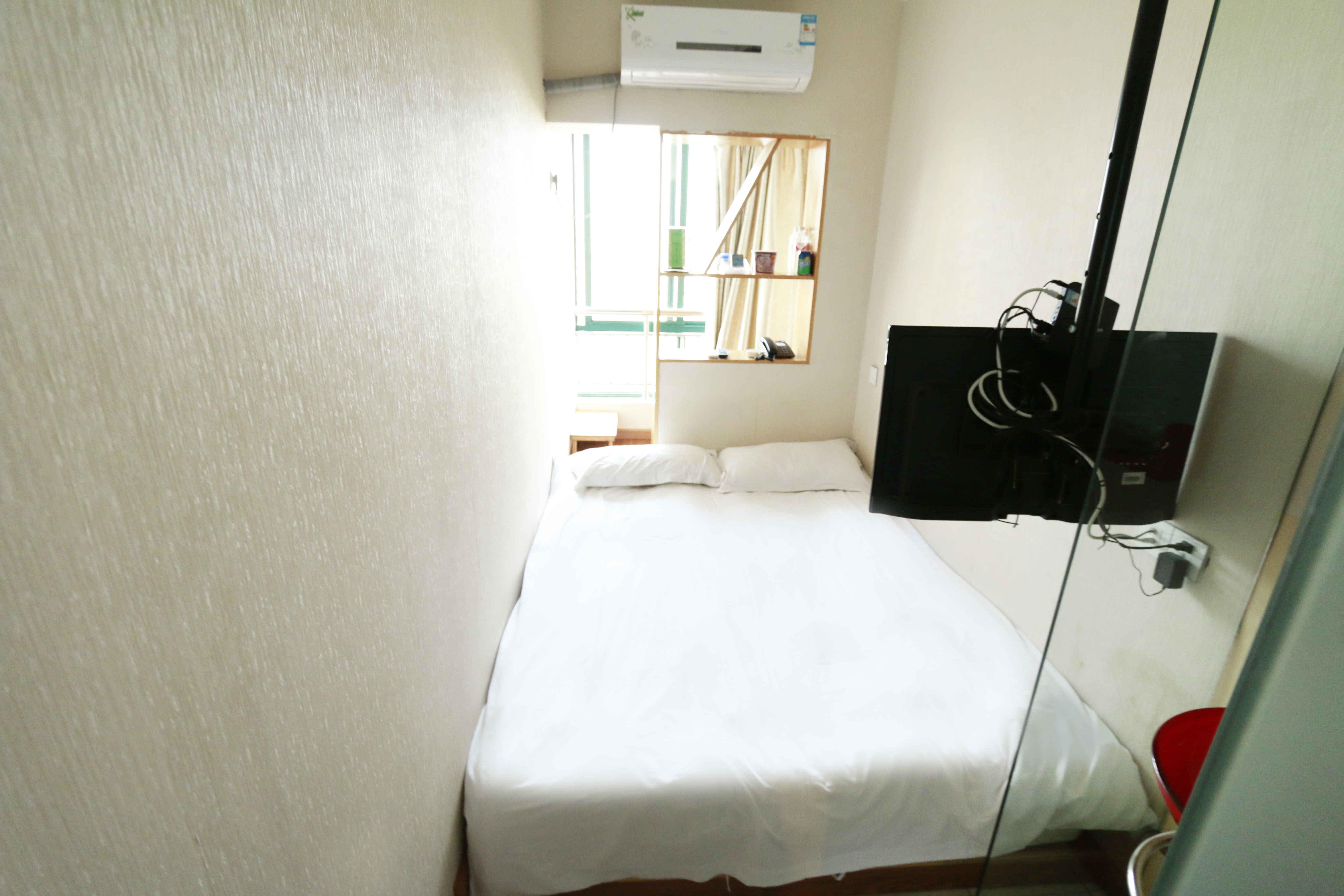 随寓青年公寓酒店(浙江传媒学院佑途主题店)背包客栈
