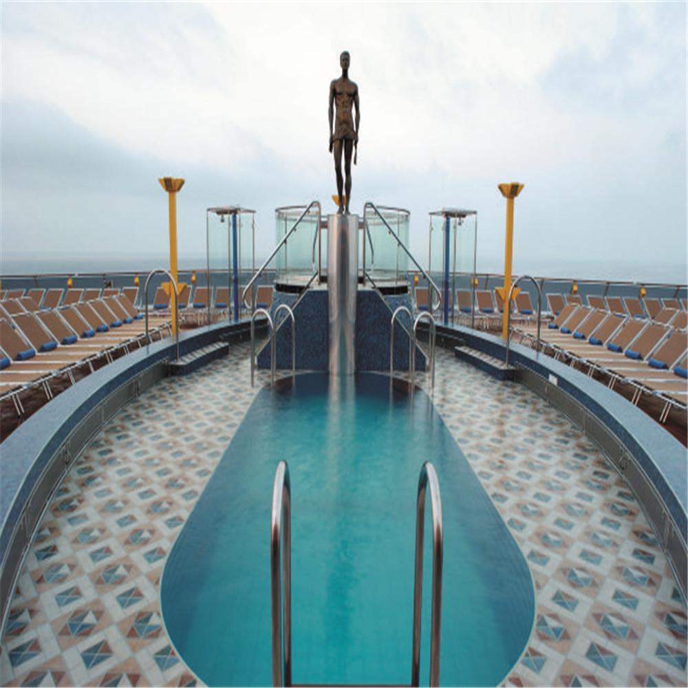 Costa cruise Mediterranean 12 Venice Bali Athens Haifa Crete Island Corfu Island single ticket
