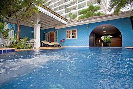 Villa Jomtien Paradise-5Bed Pool&Sauna in Pattaya