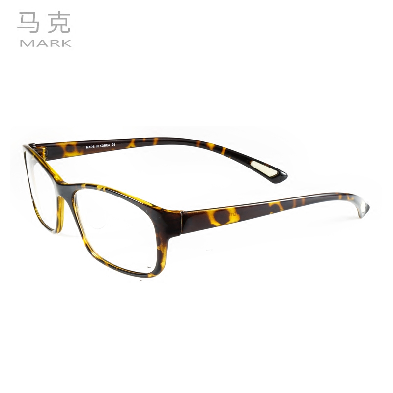 近视眼镜框 进口TR90男女复古全框眼镜架超轻 黑色镜框光学抗辐射