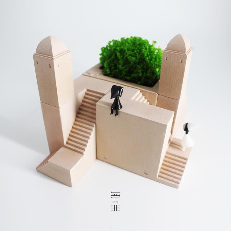 Нет не- \ годовщина памятник долина периферия смешивать свертываться земля цемент ручной работы оригинал итальянский цветок устройство высокое качество дизайнер подарок украшение
