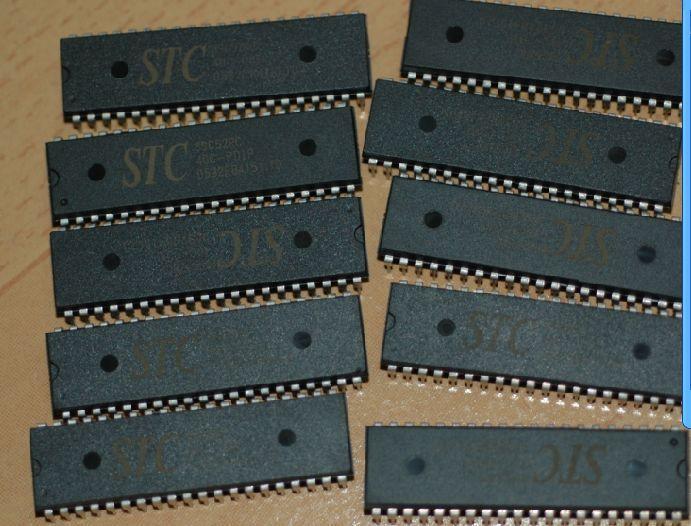 STC89C52 чип 51 монолитный машинально пригород день благоприятный подходит для TX-1C развивать доска абсолютно новый оригинальный