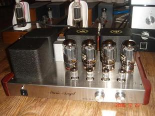 Rounder KT88 bile tube amplifier