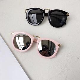 六一儿童节礼物2020新款儿童墨镜潮女童防紫外线眼镜太阳镜女孩图片