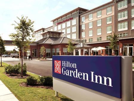 Hilton Garden Inn Boston Logan Airport, MA