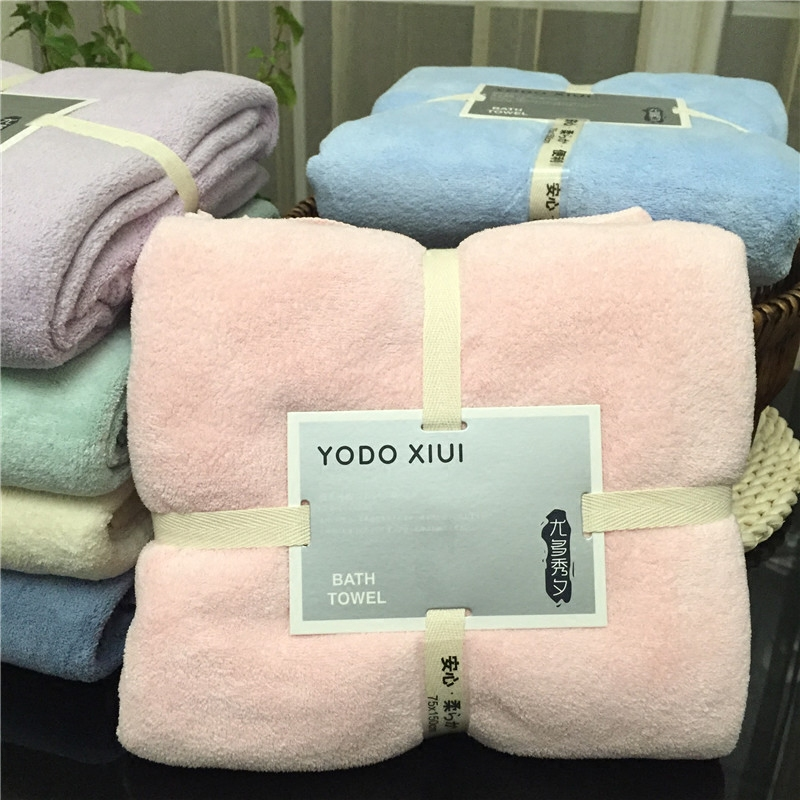 Япония Ёдо xiui большой полотенце взрослый мужчина женщина завернутые груди супер абсорбент мягкий новорожденный ребенок ребенок ребенок