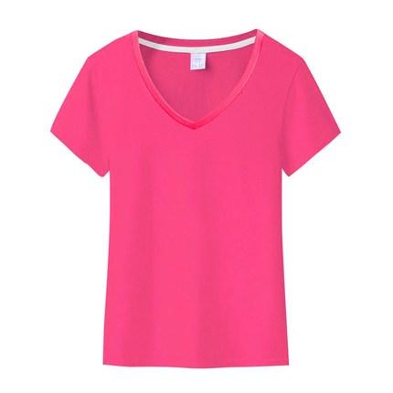 2018新款白色t恤女短袖夏打底衫