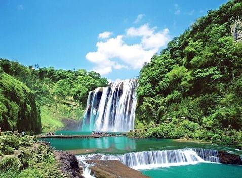 贵州旅游/贵阳起止/黄果树大瀑布+天星桥+陡坡塘纯玩一日游