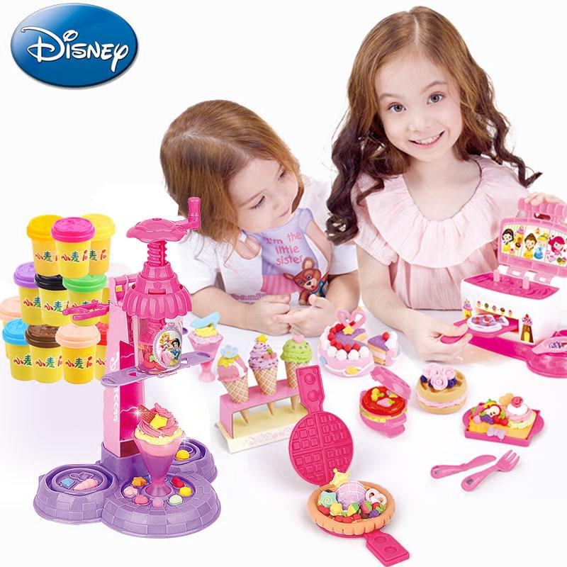橡皮泥雪糕机创意特别的女生日礼物送女孩子男孩小孩10十岁儿童