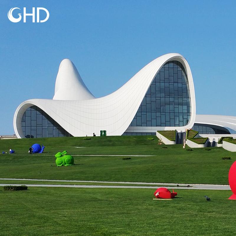 Azerbaijani Tourism: transfer service from Baku International Airport To Downtown Hotel