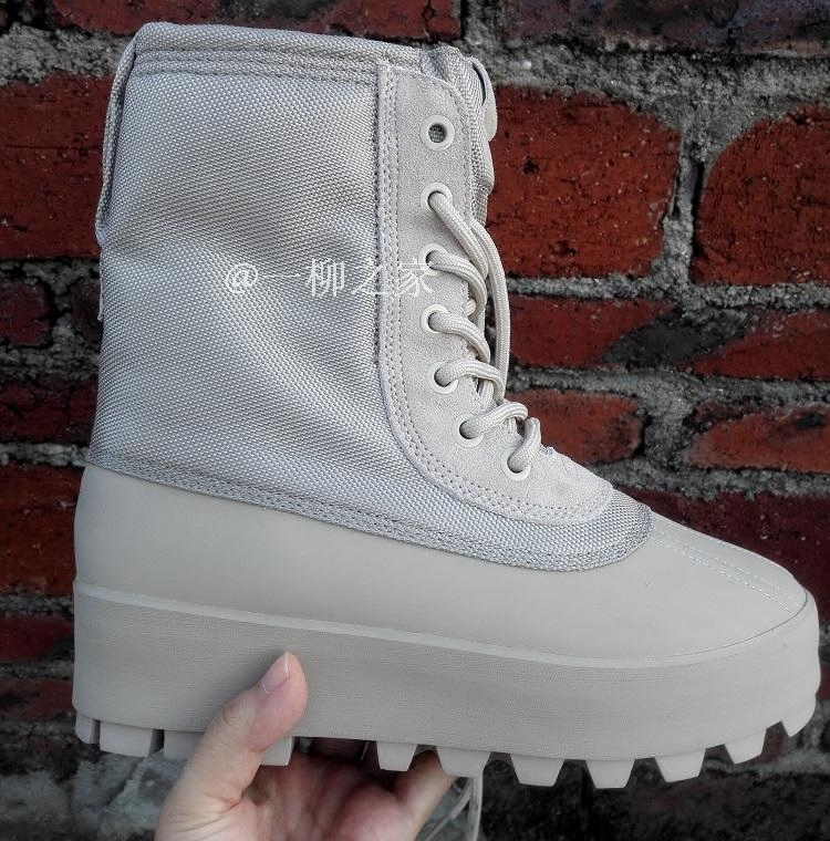 cheaper cbf2e 94fce Kanye coconut high-top winter boots 3 Kanye West Yeezy 950 duck Boot  Outdoor shoes