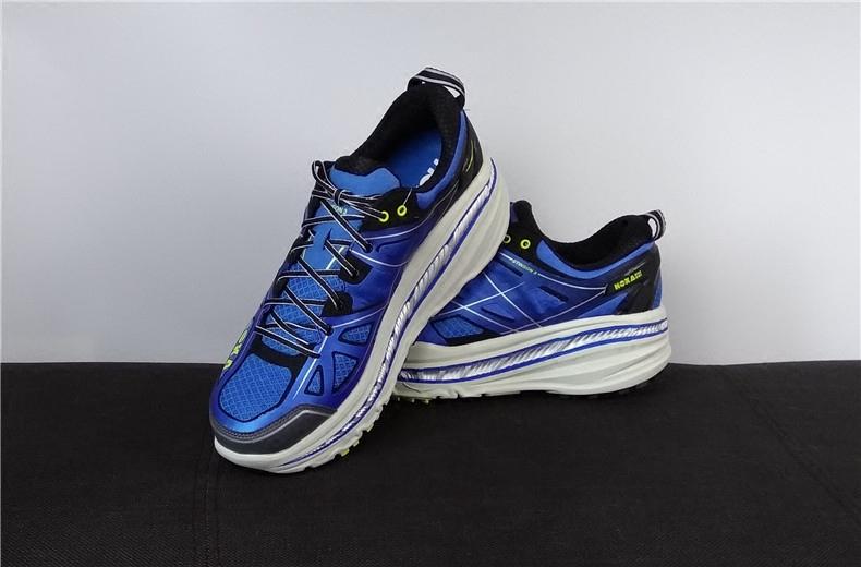 海淘现货正品Hoka One One Stinson3越野缓冲系跑鞋运动鞋男款