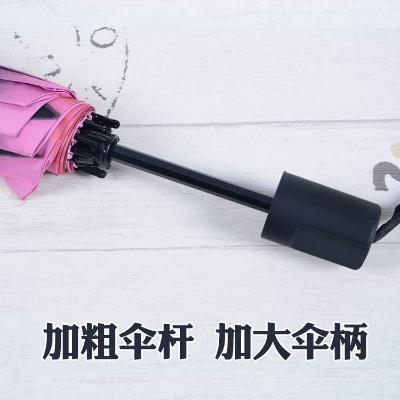 High grade umbrella for both sunscreen and sunscreen. It has a female inner pattern for sunshade. The black ultraviolet is inserted outside the Black Sun pattern