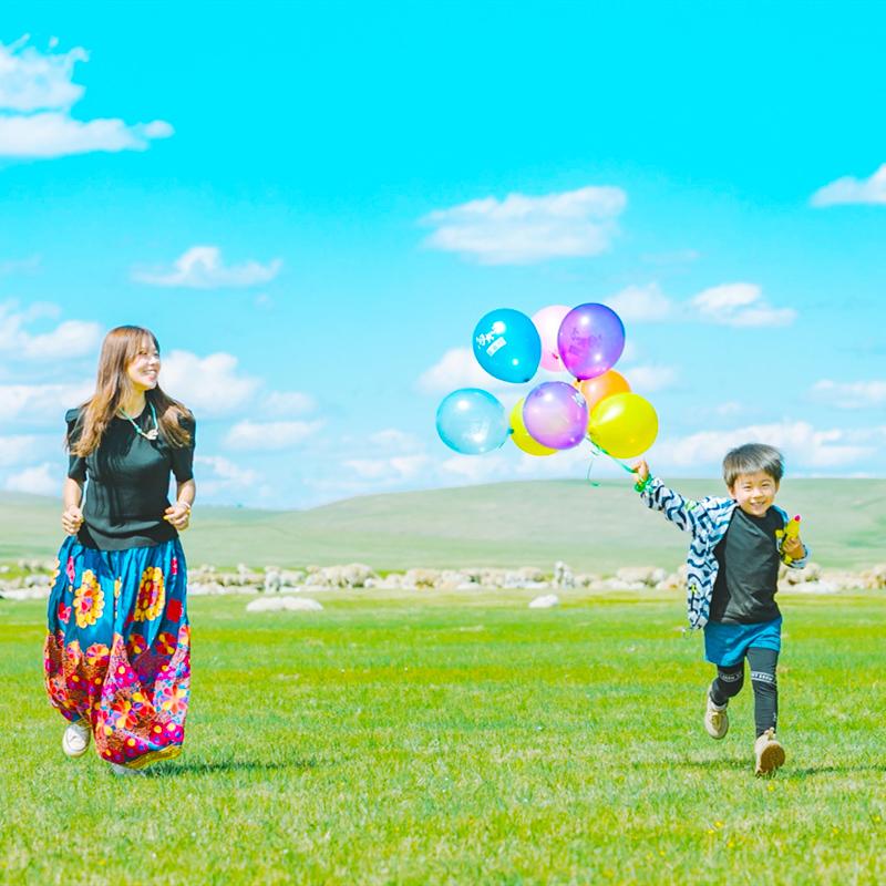 定制旅行 内蒙古呼伦贝尔大草原旅游7日亲子旅游 海拉尔包车
