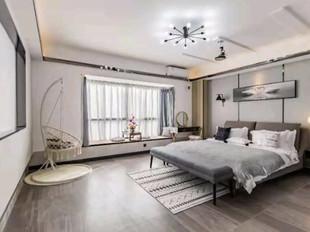 西安亿嘉美公寓酒店巨幕观影大床房