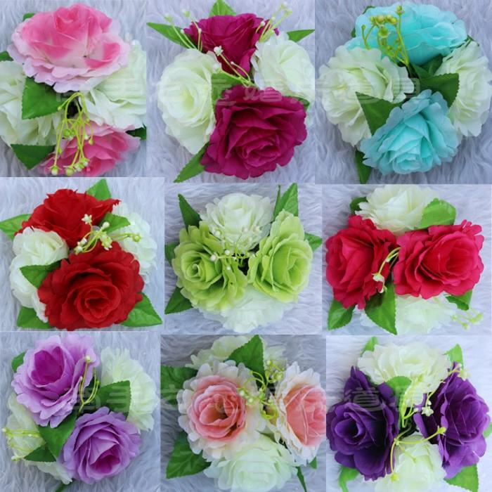 Свадьба статьи реквизит декоративный цветок клип фон шаман счастливый павильон ткань занавес ткань положить клип цветок свадьба на месте ткань положить