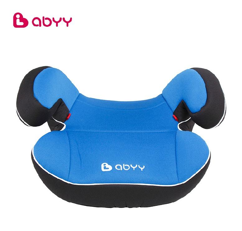 Abyy艾贝儿童汽车座椅增高垫 婴儿宝宝车载增高坐垫安全车用车内