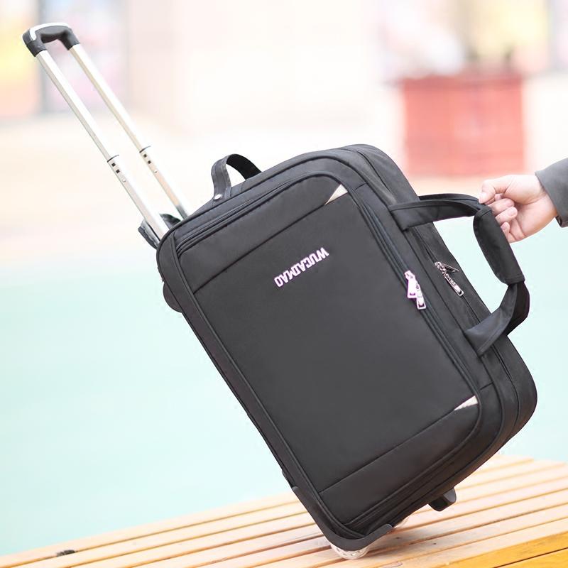 Сумка женщина портативный род упаковки для мужчин мощность багаж пакет водонепроницаемый сложить посадка пакет волна новый издание путешествие пакет