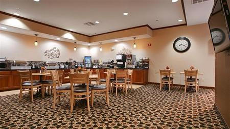 Best Western Kansas City Airport-Kci East