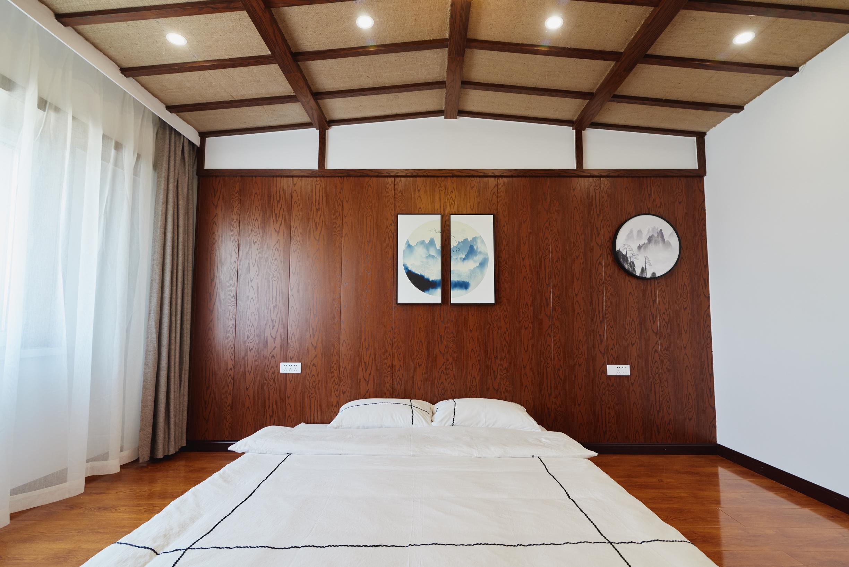 牡丹江张大亮公寓(9号店)中式一室大床房