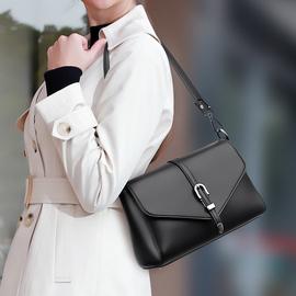 气质小包包女包2021新款潮时尚单肩斜挎中年妈妈包大气百搭腋下包图片