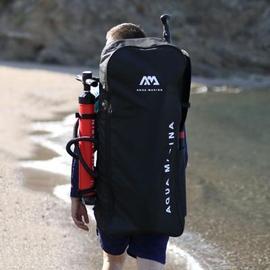乐划 2019SUP户外双肩包配件式充气船拉链 背包新款冲浪板桨板图片