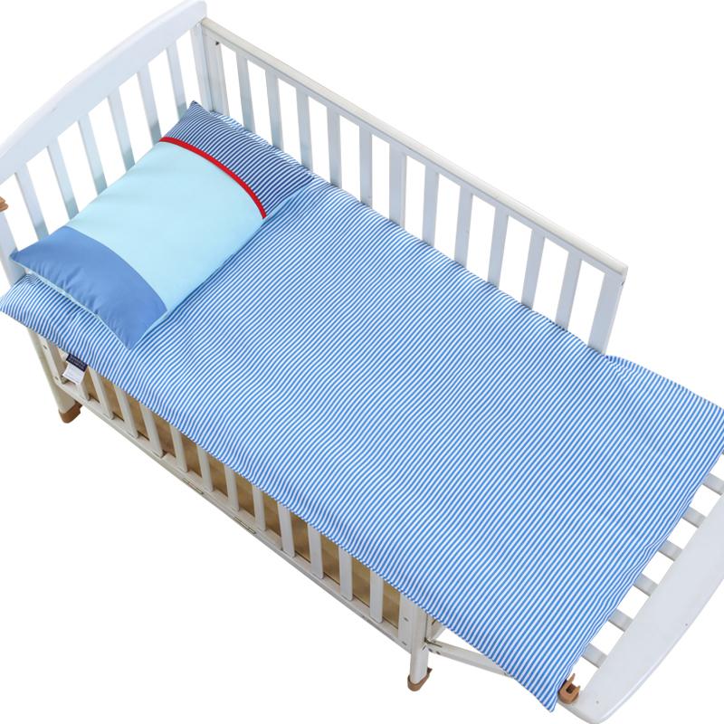 兒童床墊幼兒園褥子 全棉墊套午睡墊子寶寶嬰兒小床墊被可水洗
