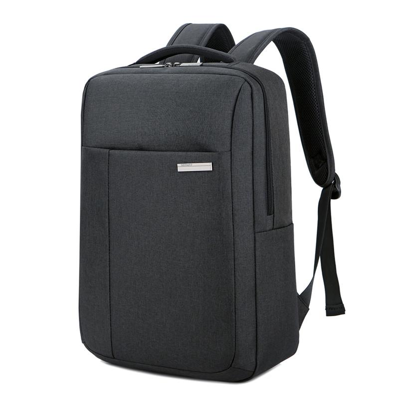 雙肩包男商務旅行簡約 男士背包雙肩電腦包大學生書包 潮流