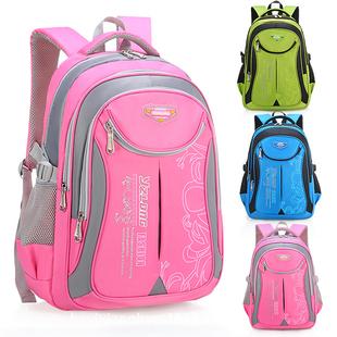 儿童书包小学生男女1-3-6年级韩版耐磨减负护脊双肩包大容量背包