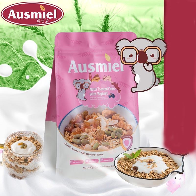 澳洲进口代餐燕麦片400g