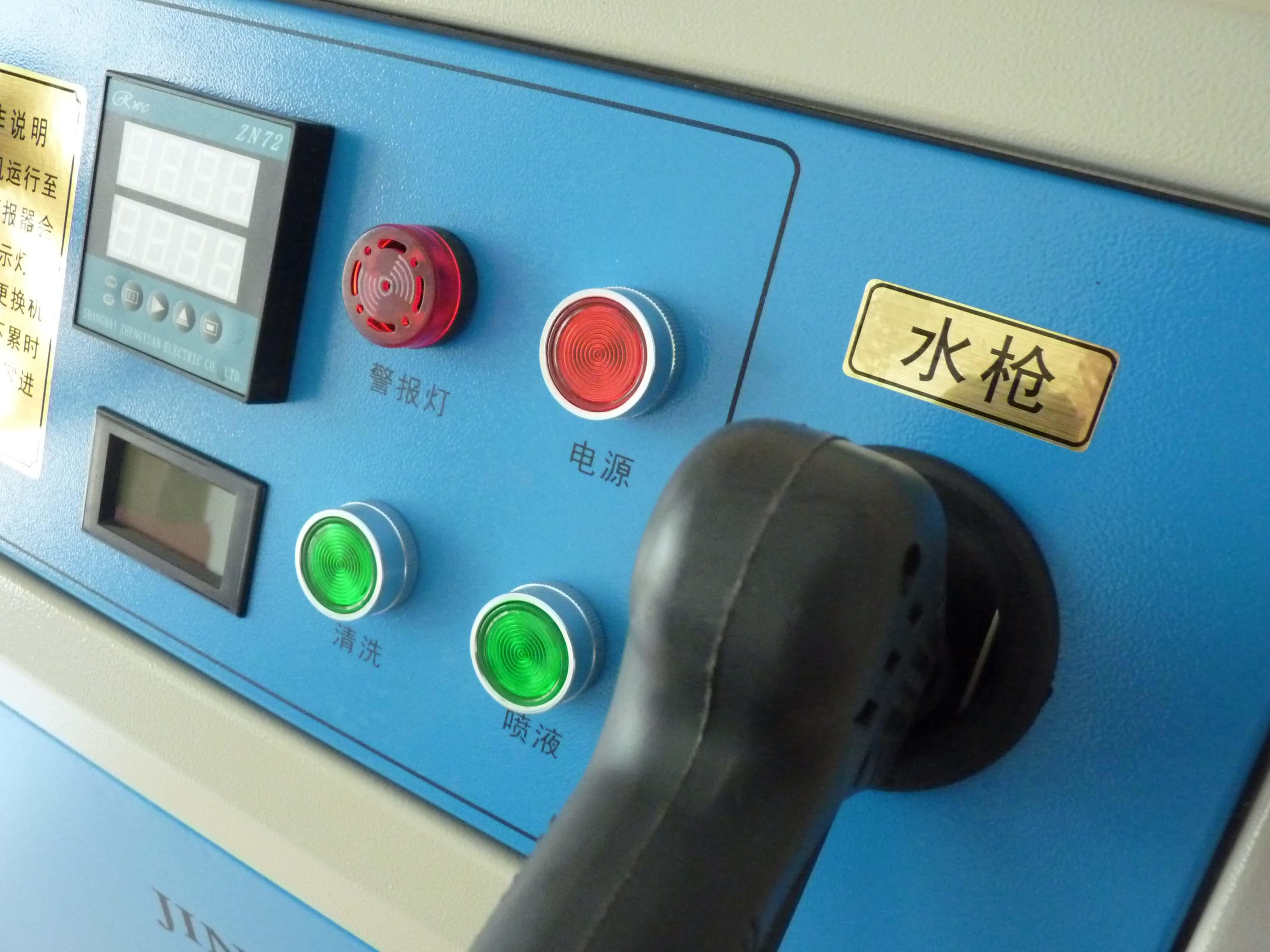 高压洗车机无划痕免擦拭清洗机洗车店专用高压洗车机加油站专用