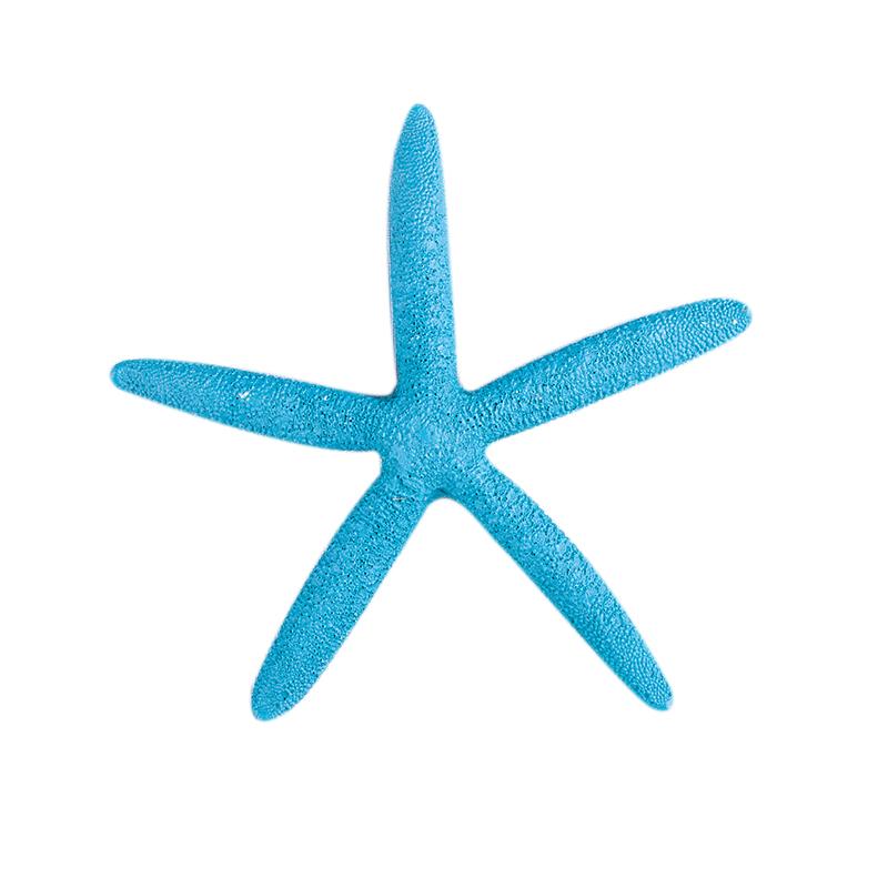树脂仿真馒头海星贝壳创意地中海风格家居装饰品挂饰壁饰