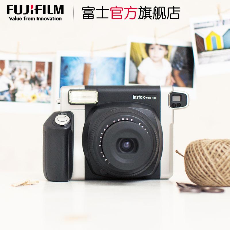 Fujifilm/富士 instax WIDE300 一次成像相机立拍立得5寸宽幅世界