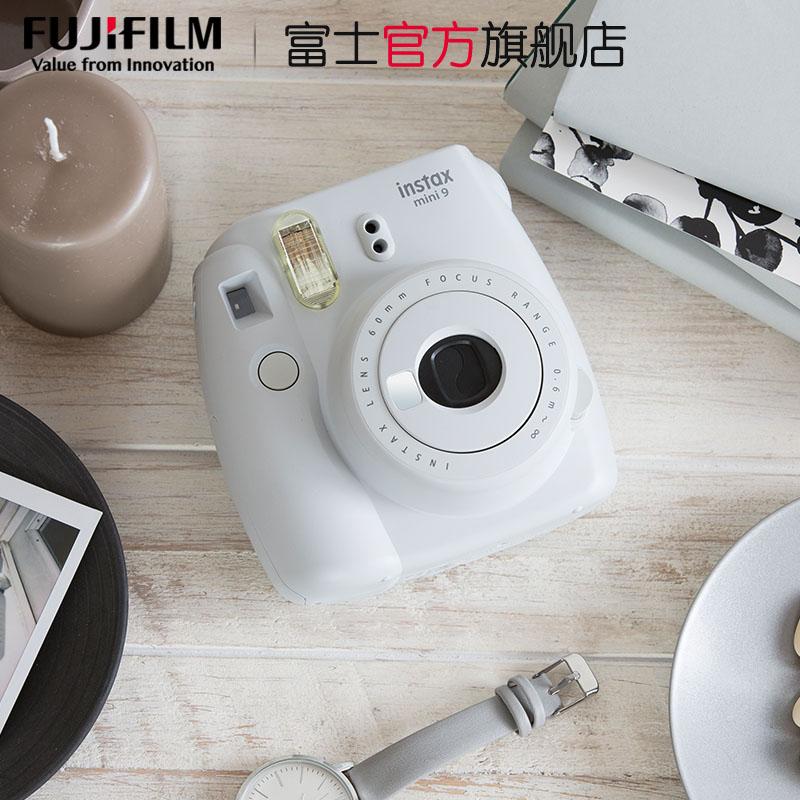 mini9 9 一次成像相机立拍立得迷你 mini9 instax 富士 Fujifilm