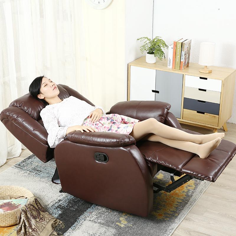 可躺美容椅美甲沙发椅美甲店美睫足疗电动单人沙发床多功能沙发椅