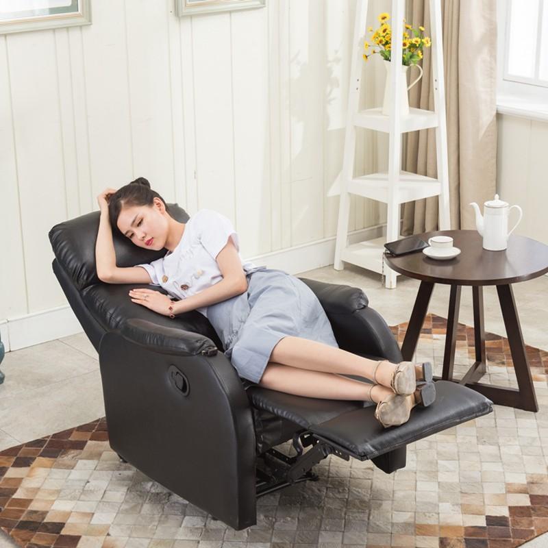 美容椅美甲沙发椅可躺美甲店美容院美睫足疗床单人多功能沙发躺椅